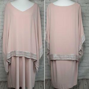 SL Fashions New York elegant dress size 18W
